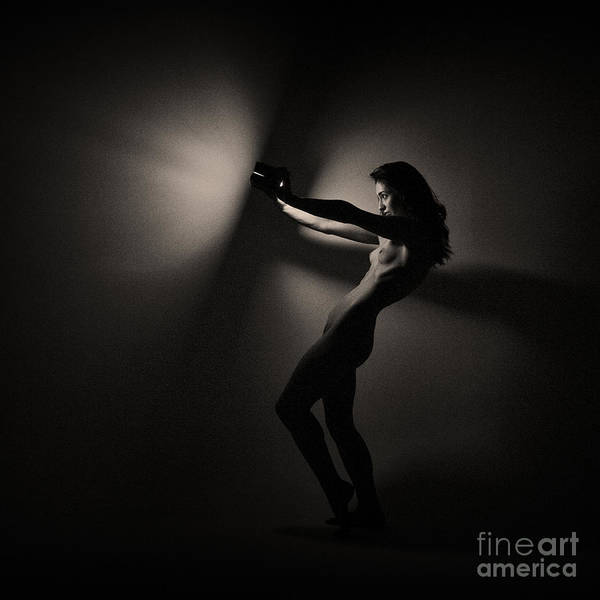 Photograph - Light Study by Clayton Bastiani