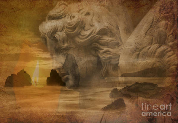 Digital Art - Light The Flame Of Peace 2015 by Kathryn Strick
