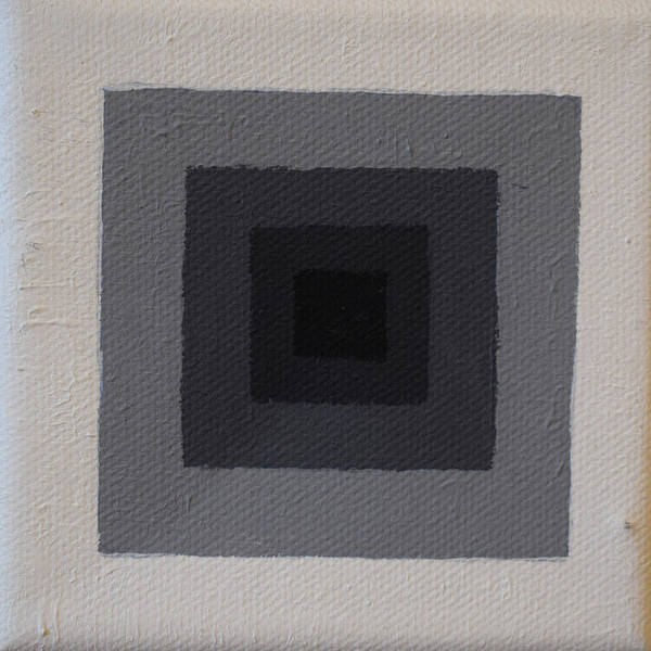 Painting - Light To Dark by Thomas Olsen