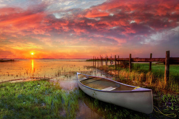 Photograph - Light Up The Morning With Color by Debra and Dave Vanderlaan