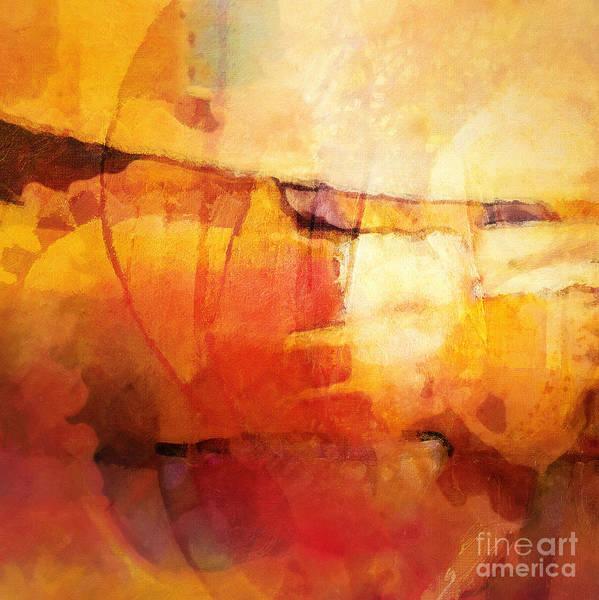 Painting - Lightbreak by Lutz Baar