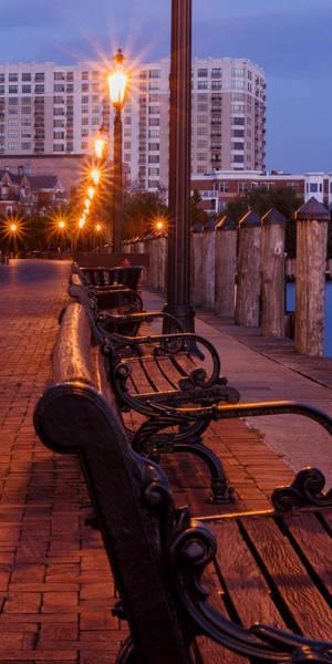 Norfolk Va Wall Art - Photograph - Lightbursts by Joi High