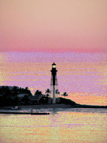 Photograph - Lighthouse 1005 by Corinne Carroll