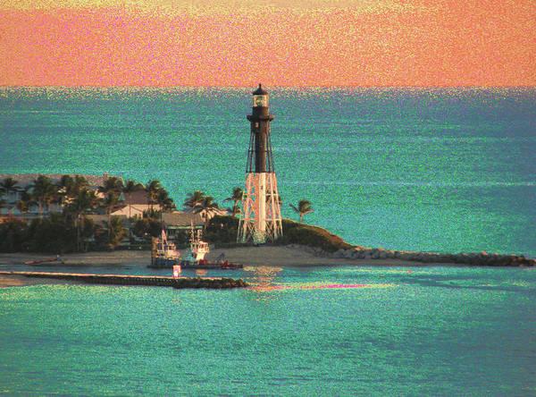 Photograph - Lighthouse 1006 by Corinne Carroll