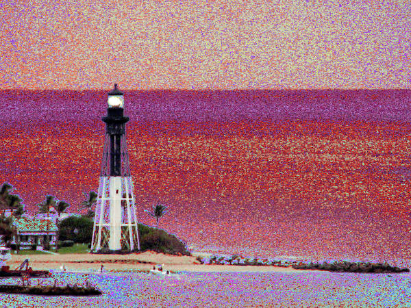 Lighthouse 1014 Art Print