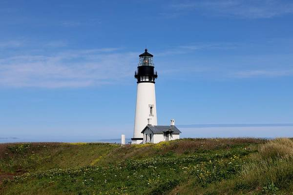 Photograph - Lighthouse - 6 by Christy Pooschke