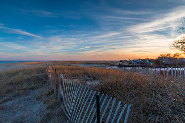 Photograph - Lighthouse Beach Sunset by Brian MacLean