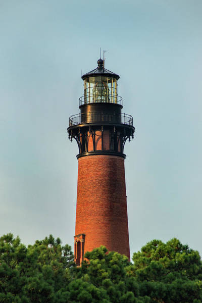 Photograph - Lighthouse-currituck by Don Johnson