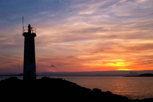 Photograph - Lighthouse by Fabrizio Troiani