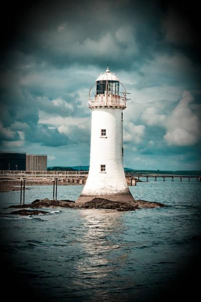 Wall Art - Photograph - Lighthouse by Gabriela Insuratelu