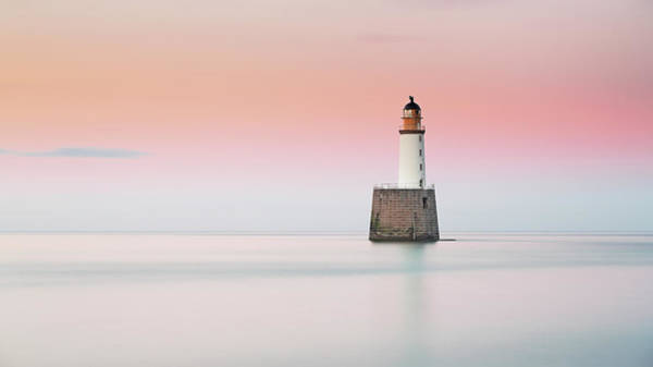 Photograph - Lighthouse Hues by Grant Glendinning