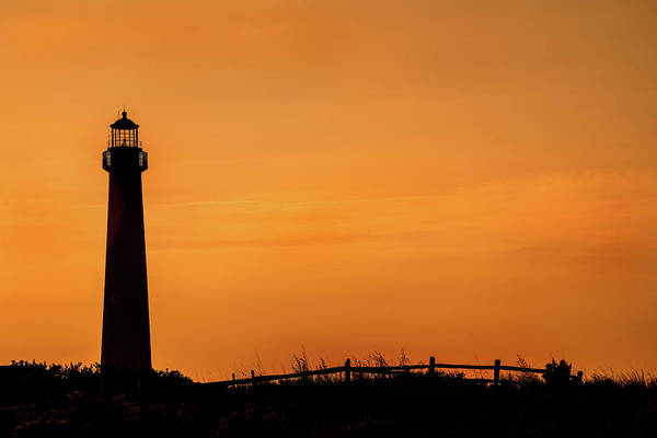 Photograph - Lighthouse Landscape by Don Johnson