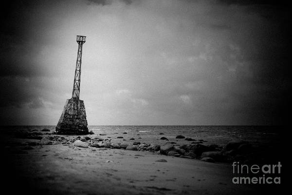 Photograph - Lighthouse Latvia Seacoast Artmif by Raimond Klavins