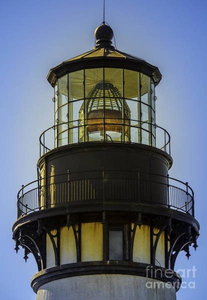 Photograph - Lighthouse Light by Em Witherspoon