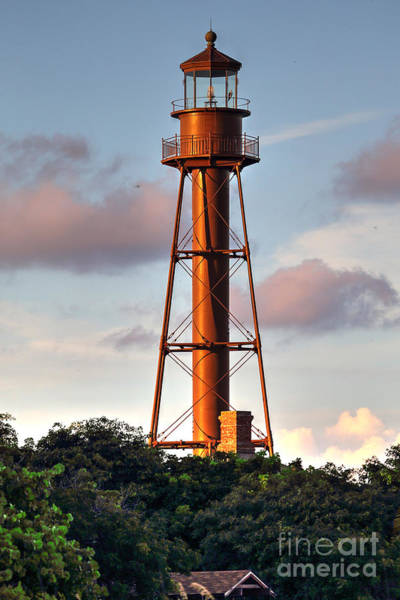 Wall Art - Photograph - Lighthouse by Rick Mann