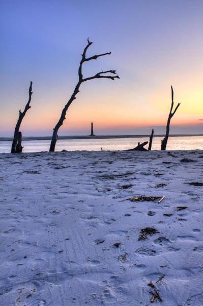 Photograph - Lighthouse Sunrise  by Dustin K Ryan