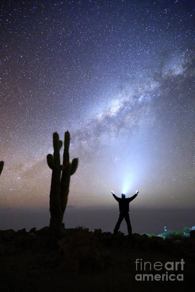 Wall Art - Photograph - Lighting Up The Milky Way by James Brunker