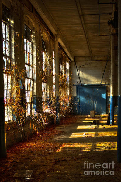 Photograph - Lightroom Too Mary Leila Cotton Mill 1899 by Reid Callaway