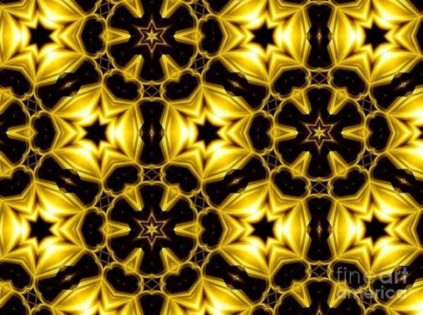 Photograph - Lights Abstract 5 by Rose Santuci-Sofranko