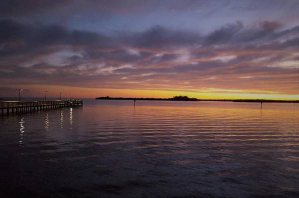 Sunset Wall Art - Photograph - Lights Are On by Ric Schafer
