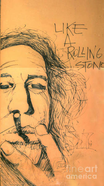 Photograph - Like A Rolling Stone by David Birchall