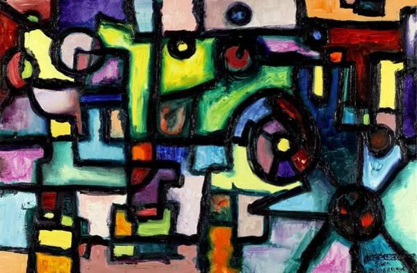 Painting - Like Clockwork by Regina Valluzzi