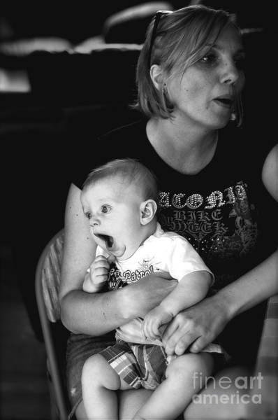 Wall Art - Photograph - Like Mother Like Son by Aneta  Berghane