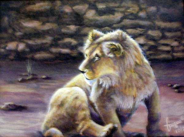 Wall Art - Painting - Like Son by Beverly Fuqua