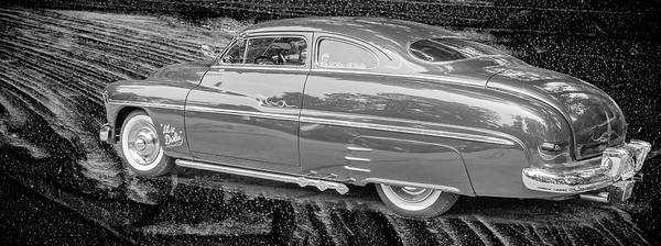 Photograph - Lil Darlin Fifties Merc  by Thomas Young