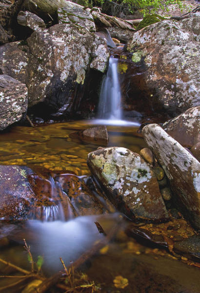 Photograph - Lil' Falls by Gary Lengyel