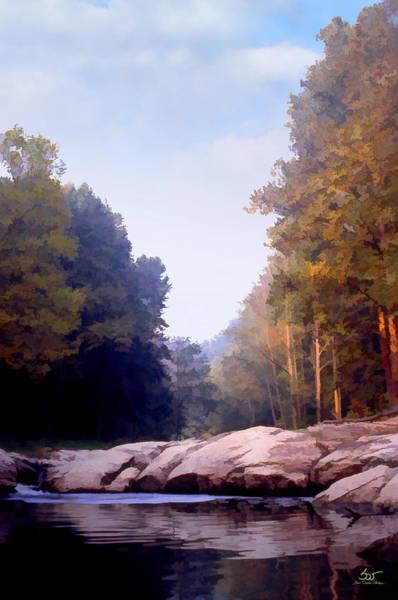 Photograph - Lily Creek Lake Cumberland by Sam Davis Johnson