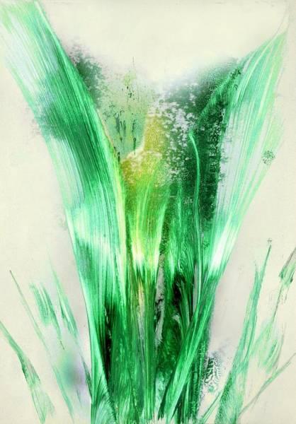 Wall Art - Painting - Lily Of Life by Nandor Molnar