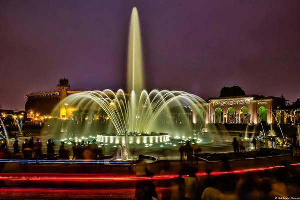 Lima Photograph - Lima Nights by Dado Molina