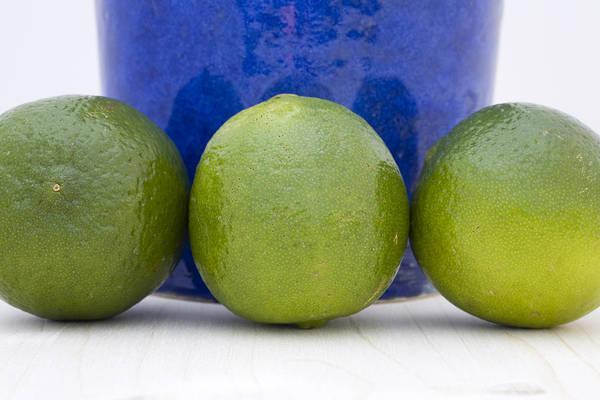 Deli Wall Art - Photograph - Lime by Frank Tschakert
