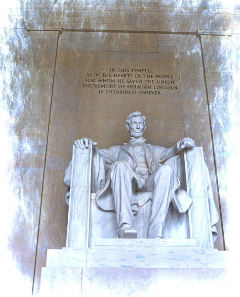 Photograph - Lincoln In Glory by Brenda Kean