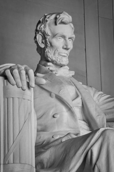 Photograph - Lincoln Memorial 2 by Frank Mari