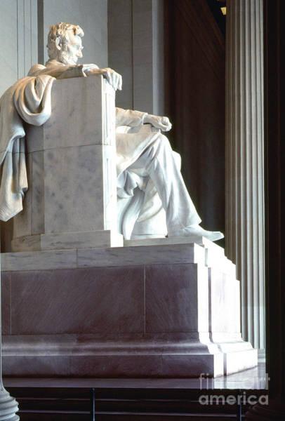 Photograph - Lincoln Memorial 2 by Thomas R Fletcher