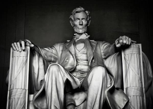 Wall Art - Photograph - Lincoln Memorial by Daniel Hagerman
