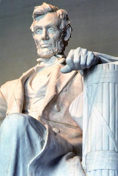 Photograph - Lincoln Memorial by Thomas R Fletcher