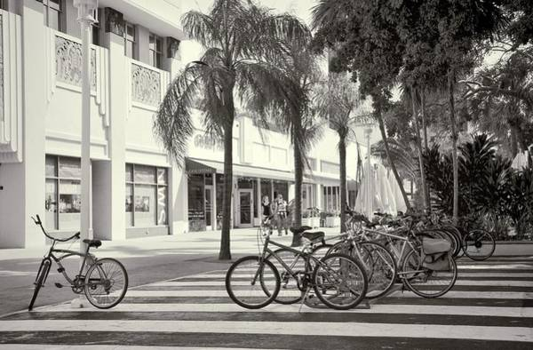 Photograph - Lincoln Road by Rudy Umans