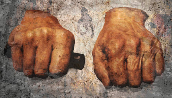 Photograph - Lincoln's Hands by Susan Vineyard