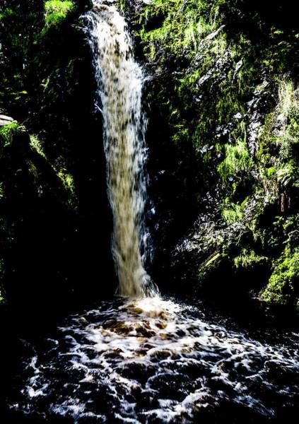 Linhope Spout Waterfall Art Print