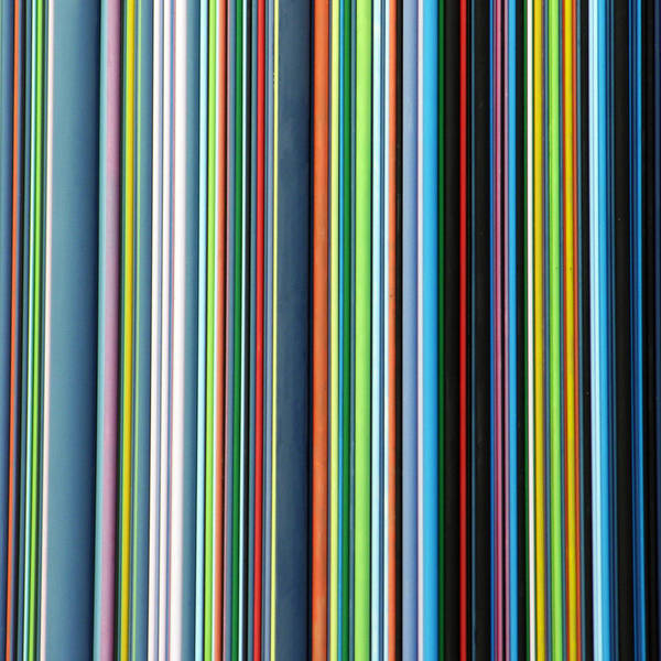 Wall Art - Photograph - Linear Technicolor - 4 Of 4 by Alan Todd