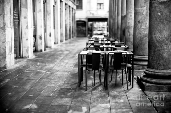 Photograph - Lined Up At La Boqueria In Barcelona by John Rizzuto