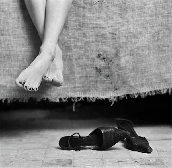 Photograph - Lines #0005 by Andrey Godyaykin