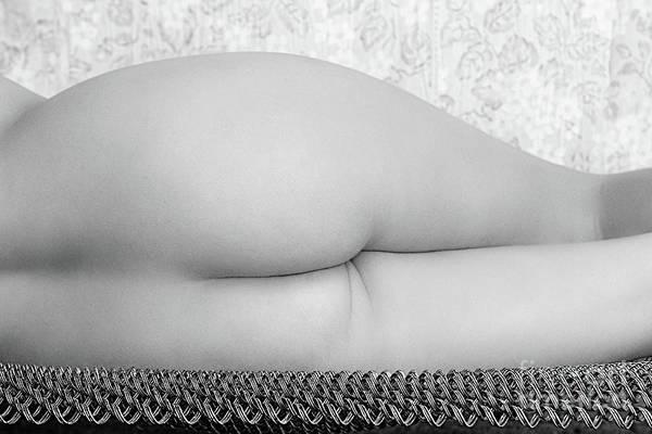 Photograph - Lines #4458 by Andrey Godyaykin
