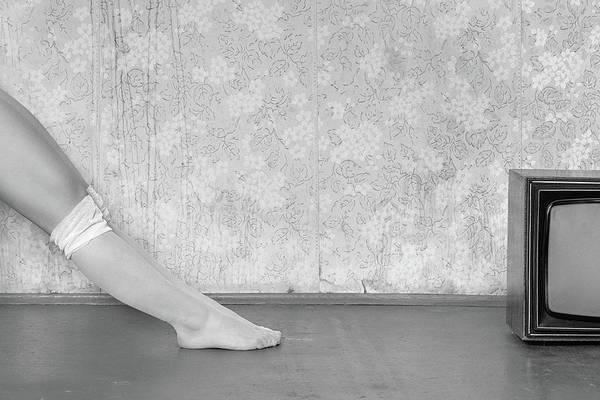 Photograph - Lines #7236 by Andrey Godyaykin