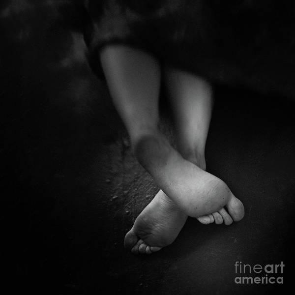 Photograph - Lines #7647 by Andrey Godyaykin