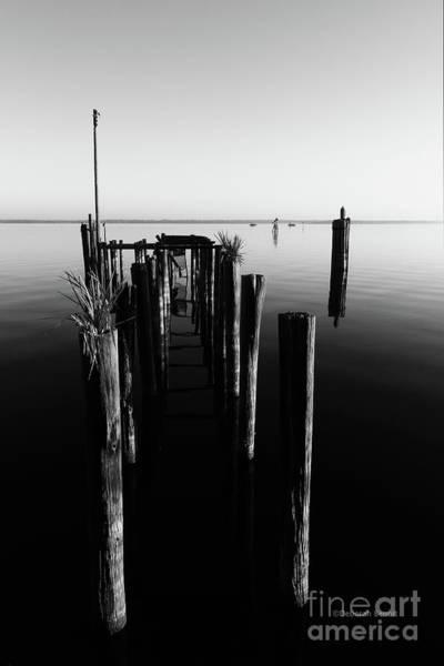 Photograph - Lines And Shadows by Deborah Benoit