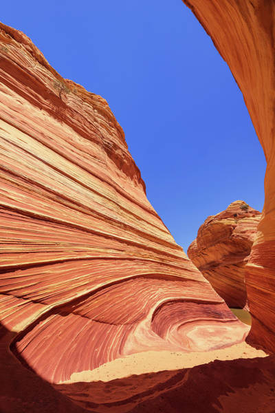 Vermilion Cliffs Wall Art - Photograph - Lines by Chad Dutson